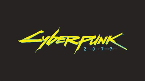 cyberpunk  game logo  hd games  wallpapers