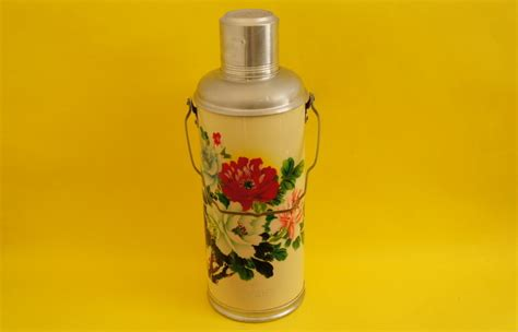 Vintage Chinese Thermos Flask