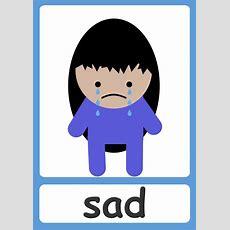 Feelings Flashcards  Teach Feelings & Emotions  Free Printables