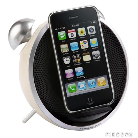 iphone alarm clock tick tock iphone alarm clock firebox shop for the