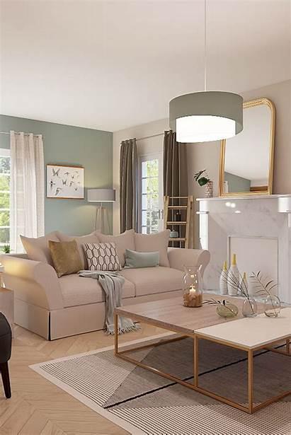 Salon Decoration Charme Living Dans Lounge Nelsondias