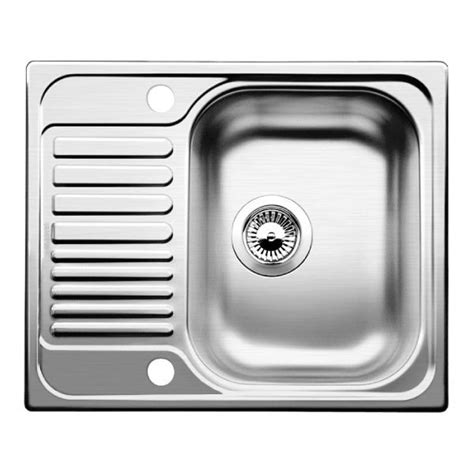 small kitchen sink and drainer blanco tipo 45 s mini inset kitchen sink sinks taps 8092