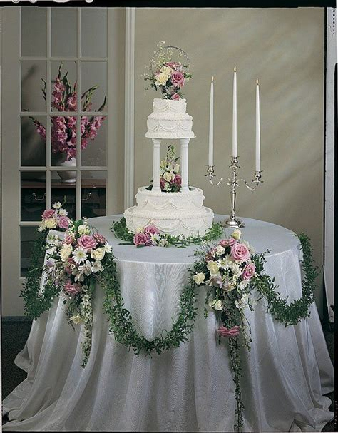 cake table images  pinterest