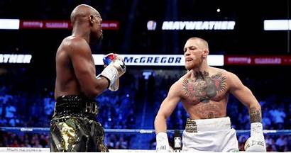 Mcgregor Mayweather Conor Floyd Boxing Fight Jr