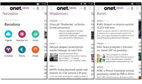 masz nokia lumia z windows phone oto 5 darmowych polskich aplikacji na tw 243 j telefon