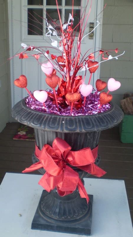 beautiful outdoor valentines decorations ideas magment