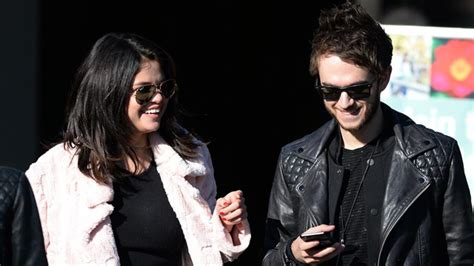 Selena Gomez & DJ Zedd Can't Take Their Hands Off Each ...