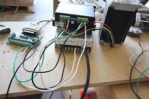Solved 4 Axis Nema 34  Dm860a Wiring Help