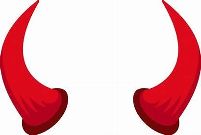 Horns Devil Clipart Horn Transparent Demon Pancasila