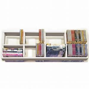 Range Cd Design : isis tag re murale de rangement cd dvd doubl achat vente meuble range cd isis tag re ~ Teatrodelosmanantiales.com Idées de Décoration