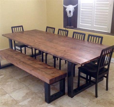 Custom Made Dining Room Tables Dining Tables Ideas