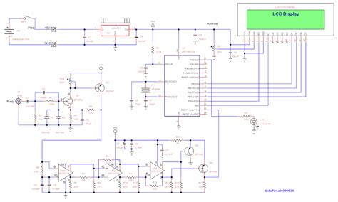 Ardupiclab Pic Based Mhz Frequency Meter