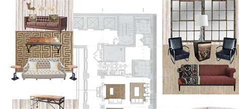 Home Design Board by How To Present A Design Board To Your Interior Design