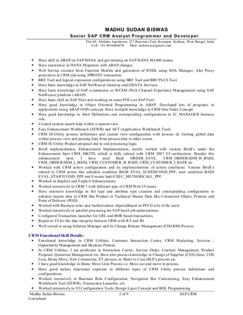 Salesforce Business Analyst Resume by 100 Salesforce Business Analyst Resume Essay