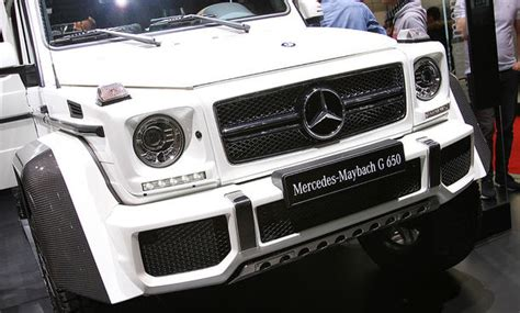 The instruments and switches have been taken from various mercedes vehicles. Maybach G 650 Landaulet (2017): Preis | autozeitung.de