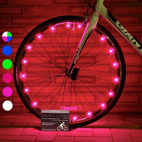 wheel led lights cool led bike wheel lights didn t i wanted that