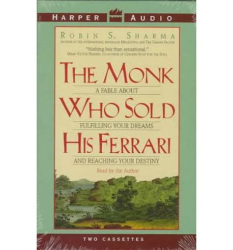 the monk who sold his the monk who sold his robin s sharma 9780694520503