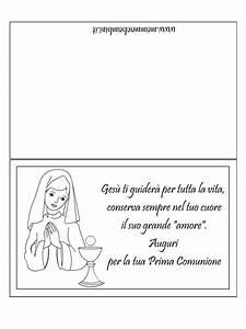 Frasi Belle Per La Prima Comunione NN22 Pineglen