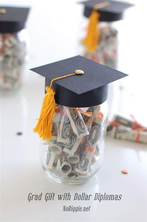 elementary school graduation gifts graduation gift with dollar diplomas