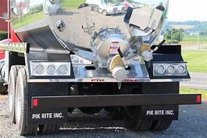 4000 - Gallon Septic Truck