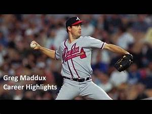 Greg Maddux Career Highlights - YouTube