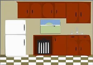Kitchen Clip Art at Clker.com - vector clip art online ...