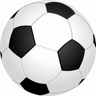 Soccerball Clipart Ball Noshadow Football Soccer Shadow