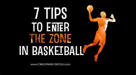 zone basketball enter tips game maximizing performance training
