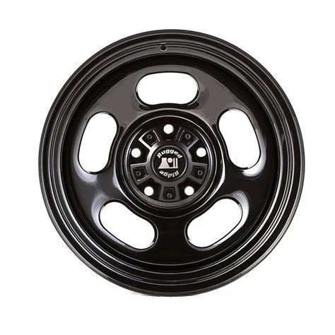 Rugged Ridge 1550078 Steel Wheel, Trail Runner Classic, W