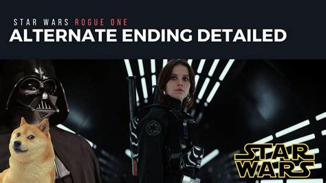 rogue ending alternate