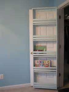 Inside Closet Door Organizer by 40 Brilliant Closet And Drawer Organizing Projects Page