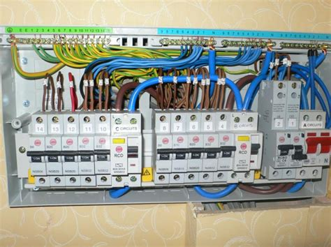 consumer units fuse board repairs and replacements in