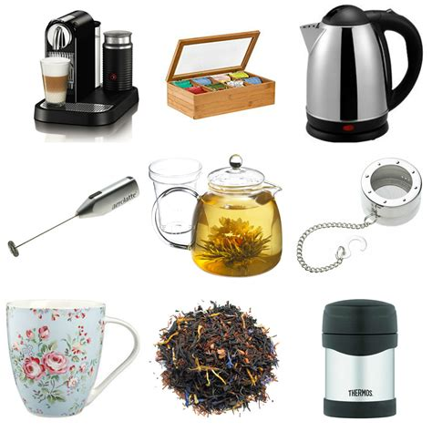 christmas gift guide for the tea and coffee lover a