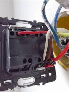 Branchement Volet électrique : branchement inter volet roulant legrand mosa c ~ Melissatoandfro.com Idées de Décoration