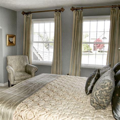 Traditional & Elegant Master Bedroom