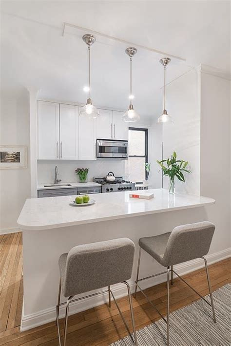 kitchens cabinets for before after a nyc galley kitchen opens up kitchen 6593