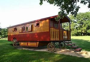 Gartenhaus Holz Kaufen : zirkuswagen romantischer wohnwagen ~ Whattoseeinmadrid.com Haus und Dekorationen