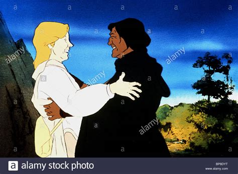 Legolas Aragorn The Lord Of The Rings 1978 Stock Photo