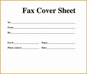 fax cover sheet template for mac and fax cover sheet blank