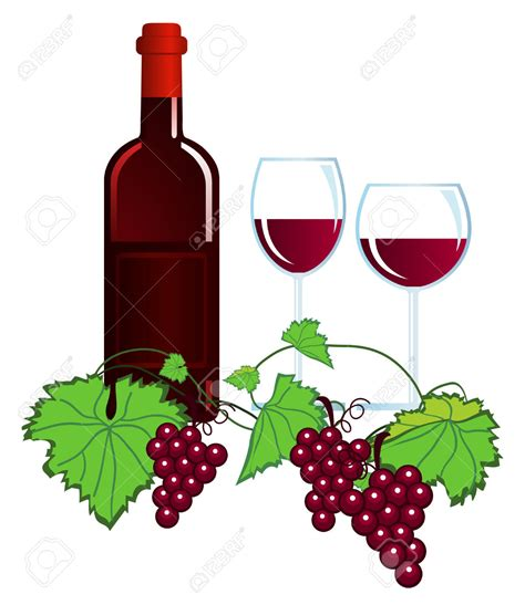 Image result for bing clip art free wine bottle