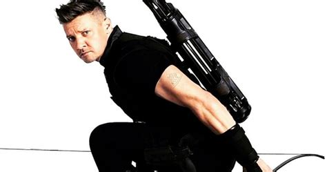 Hawkeye Ready Rock Latest Look Avengers