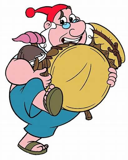 Smee Jake Neverland Pirate Pirates Clip Clipart