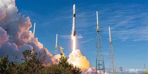 spacexs workhorse falcon  rocket expected  reach major