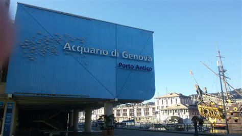 Ingresso Acquario Di Genova by L Acquario Di Genova 101giteinliguria It