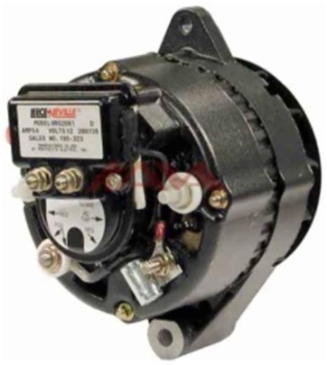Omc Wiring Regulator by Prestolite Alternator For Marine Mercury Omc Engine Marine
