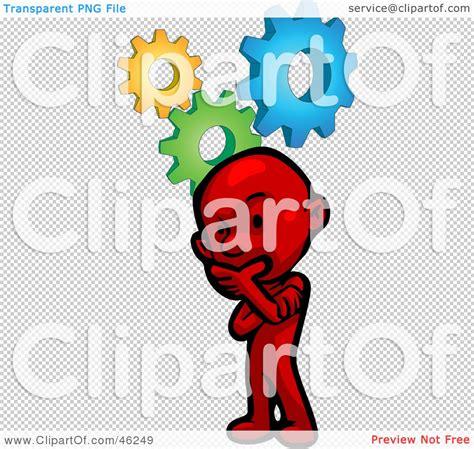 Critical Thinking Clip Art