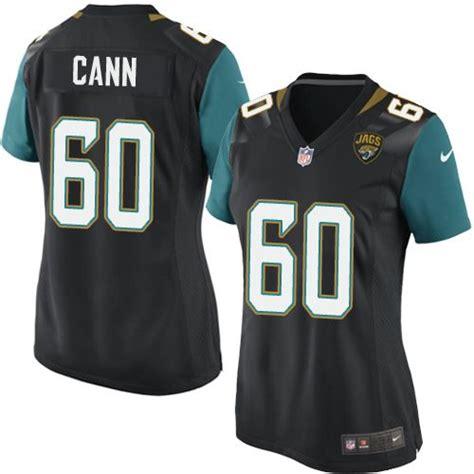 Nike Game A. J. Cann Black Women's Jersey - Jacksonville ...