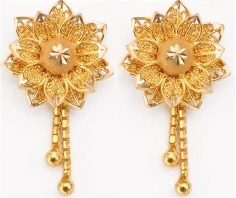 gold jewellery fashion designs earrings gold jewellery