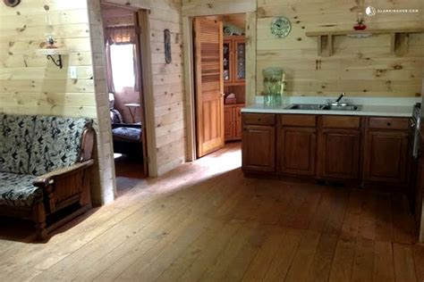 york cabin getaway
