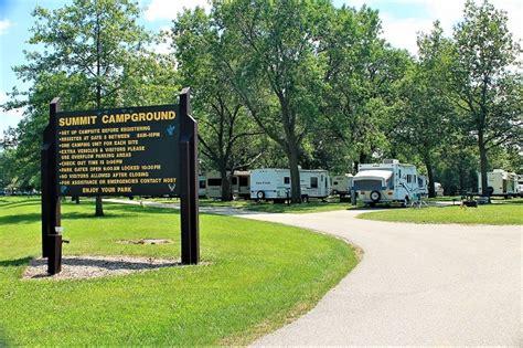summit campground scott county iowa
